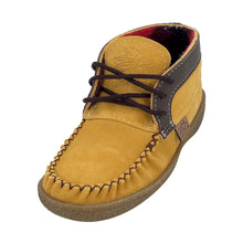 Women's Suede Leather Ankle Moccasin Boots