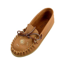 Women's Clearance Embroidered Moccasin Shoes (SIZE 10 ONLY)