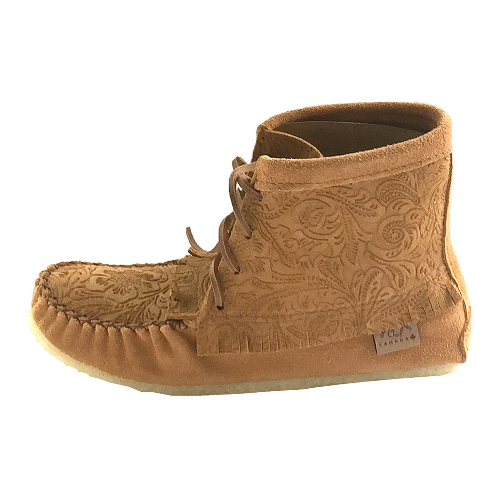 Women's Moccasin Boots & Mukluks - Tagged