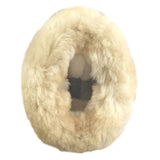 Women's Sheepskin Mittens Natural LSC-1011-N
