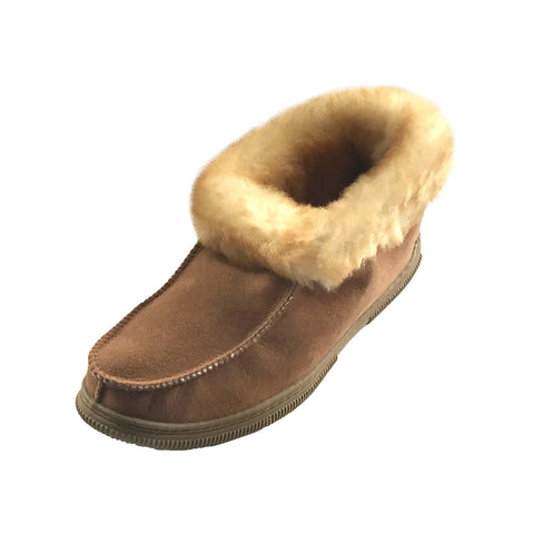 Women's Deck Sheepskin Slippers L926