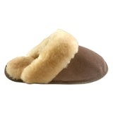 Women's Slip-On Sheepskin Slippers 87563L