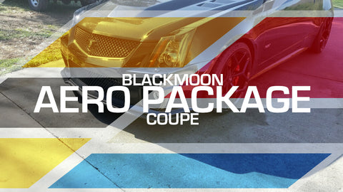 Black Moon Products Aero Package - Coupe