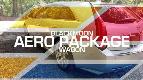 Black Moon Products Aero Package - Wagon