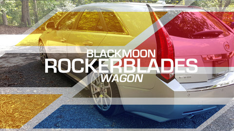 Black Moon Products Rocker Blades - Wagon