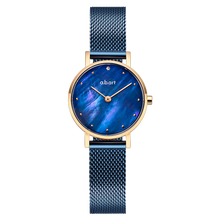 Load image into Gallery viewer, Petite Aurora Pearl Watch 26mm