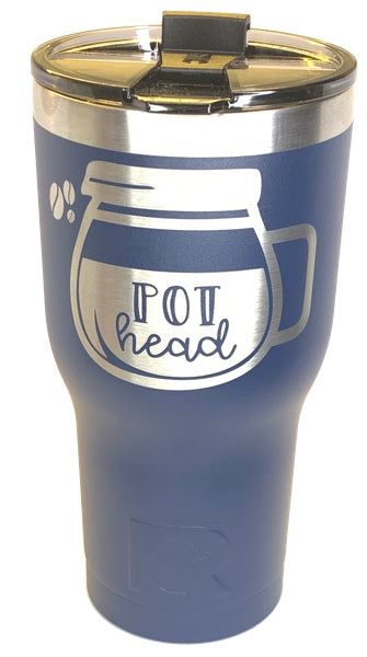 Pothead Coffee Cup