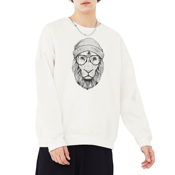 Cool Lion Oversized Sweatshirt