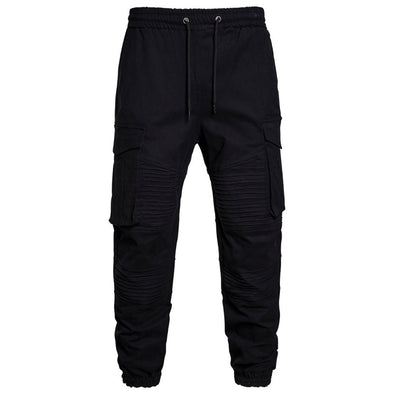 Leisure Side Pockets Pants