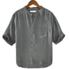 Loose Breathable Buttoned Shirt