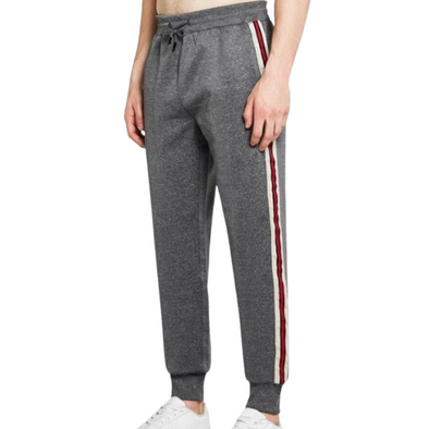 Casual Striped Joggers