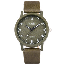 Load image into Gallery viewer, Vansvar Junshi Green Watch Women