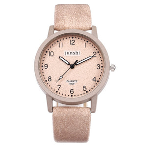 Vansvar Junshi Green Watch Women