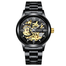 Load image into Gallery viewer, Skeleton Watch 2020 New FNGEEN Sport Mechanical Watch