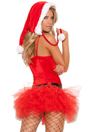 Christmas Miss Santa's Sweetie Costume