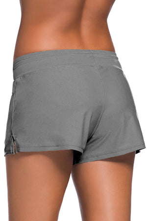 Grey Women Swim Boardshort