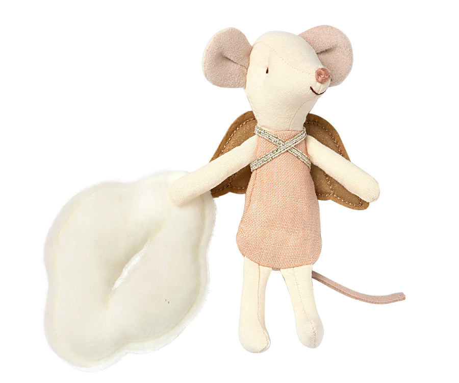 Angel Big Sister Mouse in Book