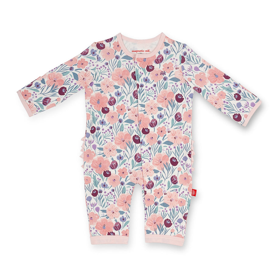 Mayfair Organic Cotton Magnetic Coverall