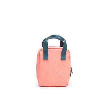 Kids Insulated Lunch Bag - Coral