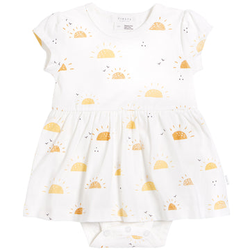 Sunshine Diaper Shirt Dress