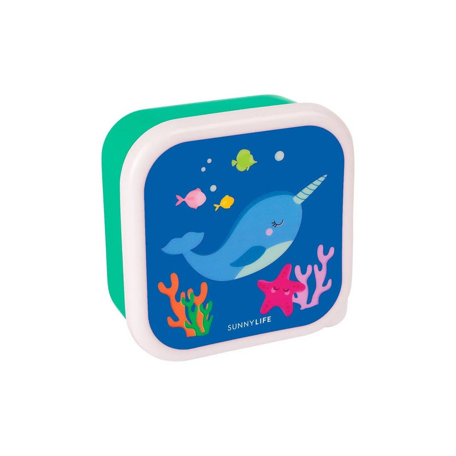 Kids Nested Containers Under the Sea - Set of 3