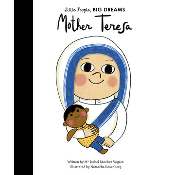 Little People, BIG DREAMS Mother Teresa
