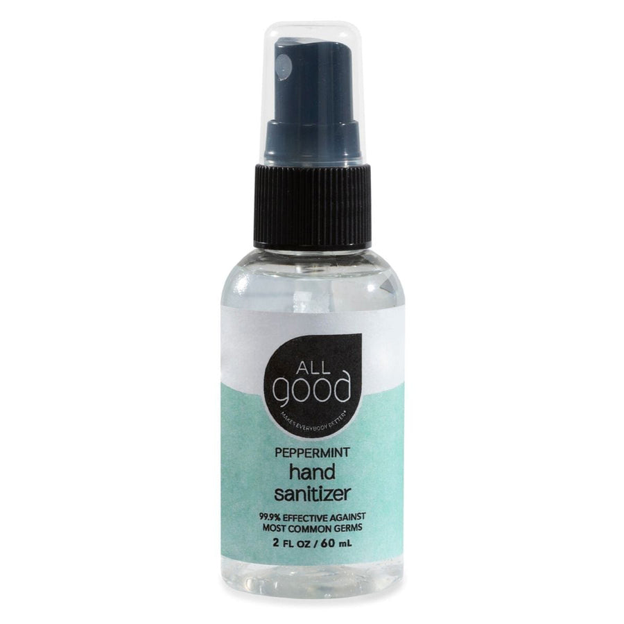 Organic Peppermint Hand Sanitizer, 2.7 oz.