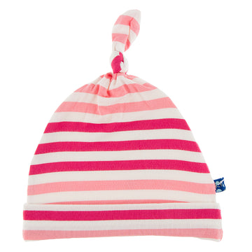 Forest Fruit Stripe Knot Hat