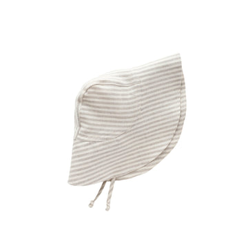 Harbor Stripe Sunbonnet