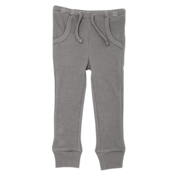 Organic Thermal Kid's Jogger Pants