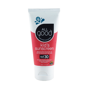 SPF 30 Kid's Mineral Sunscreen Lotion, 3 oz.