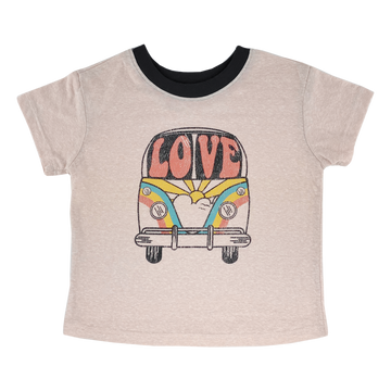 Love Bus Boxy Tee
