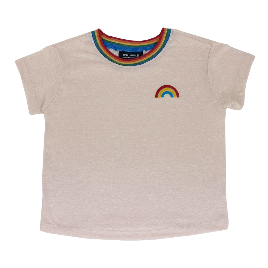 Rainbow Power Boxy Tee