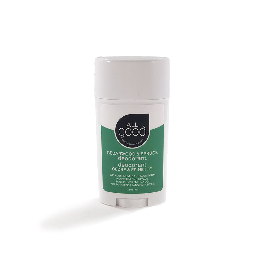 Natural Deodorant Cedarwood & Spruce