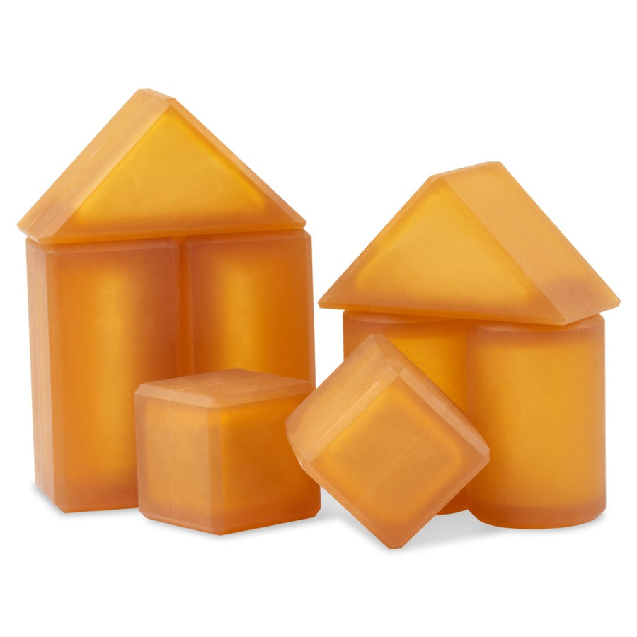 Rubbee Natural Rubber Building Blocks