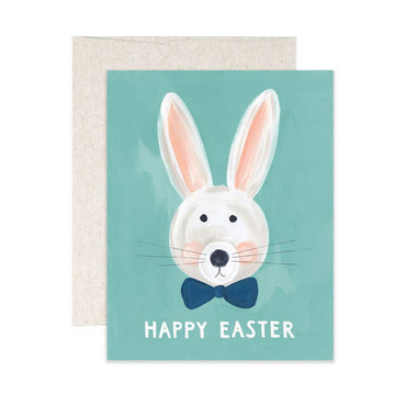 'Happy Easter' Bunny Card