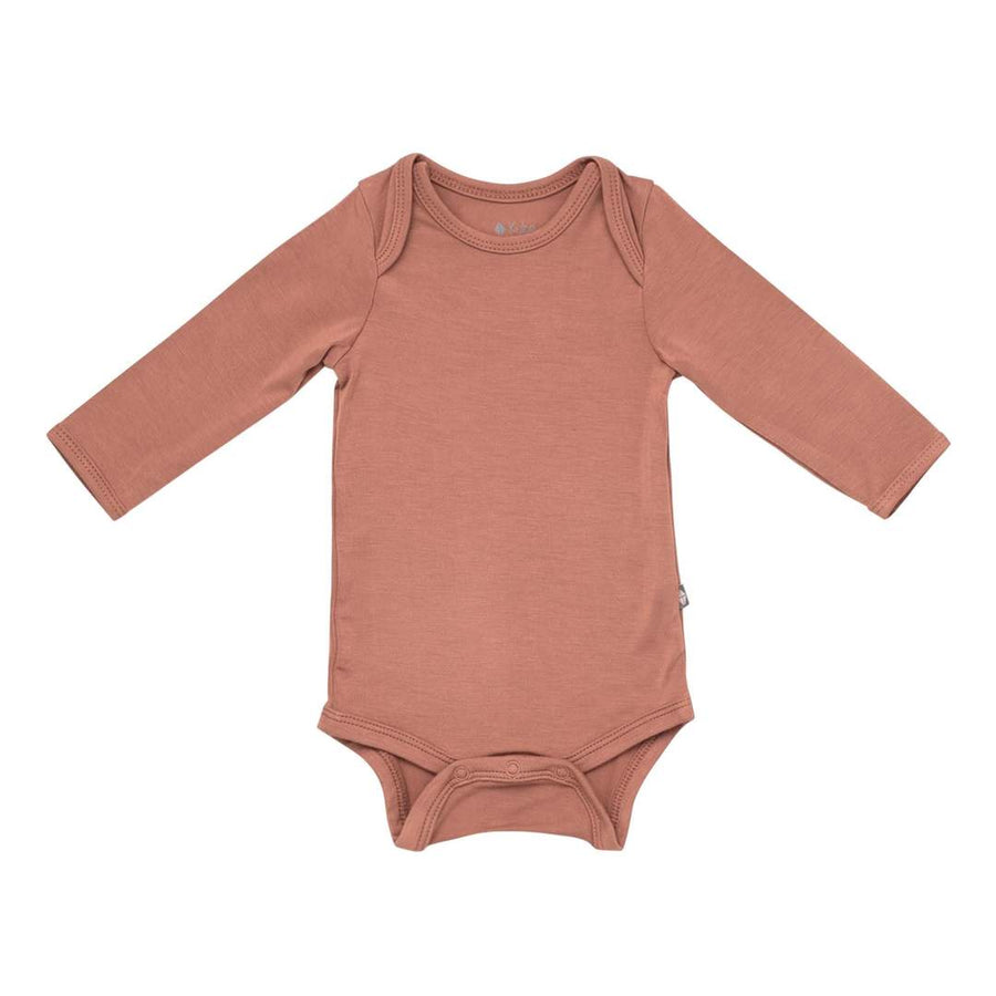 Bamboo Long Sleeve Bodysuit
