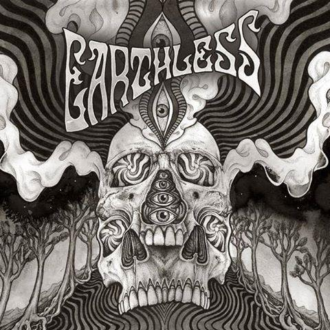 EARTHLESS - BLACK HEAVEN LP - LTD BLACK VINYL