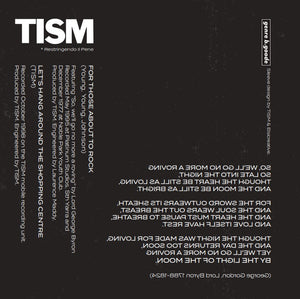 "TISM - For Those About To Rock - 7"" single - GBG 0001E"