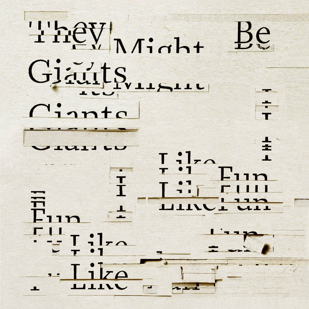 THEY MIGHT BE GIANTS - I LIKE FUN CD