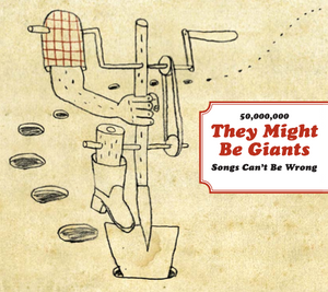 THEY MIGHT BE GIANTS - 50,000,000 TMBG SONGS CAN'T BE WRONG 2CD