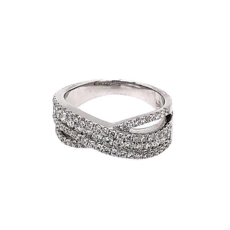 Crossover Pave Band