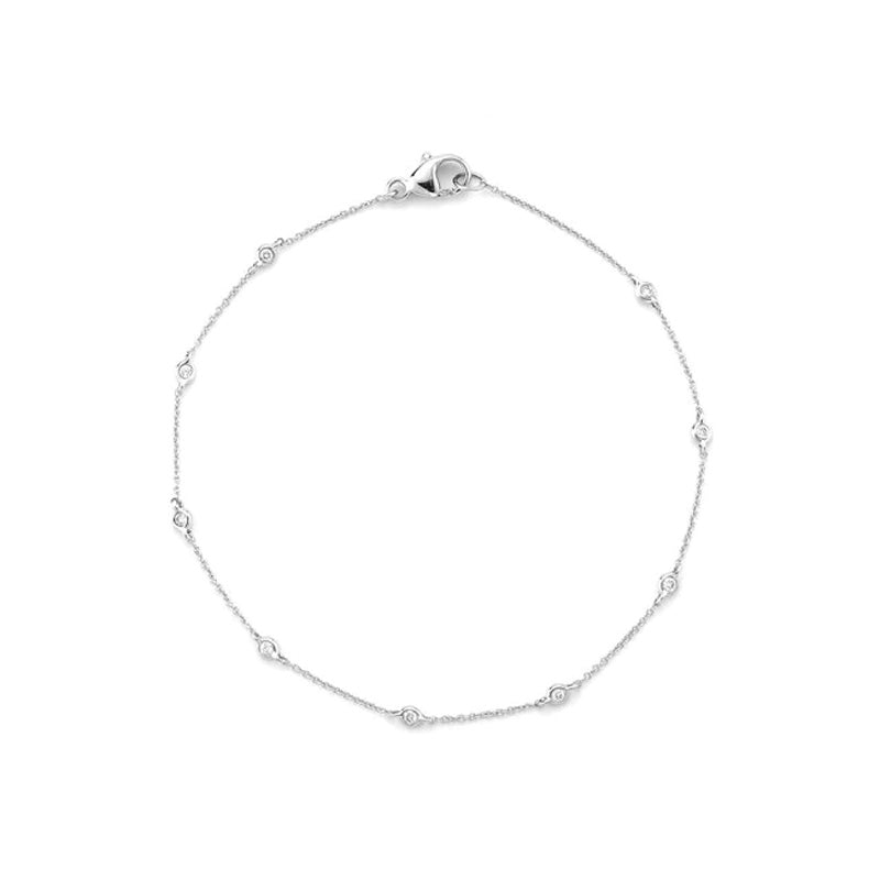 Dana Rebecca Designs Lulu Jack Single Bezel Bracelet