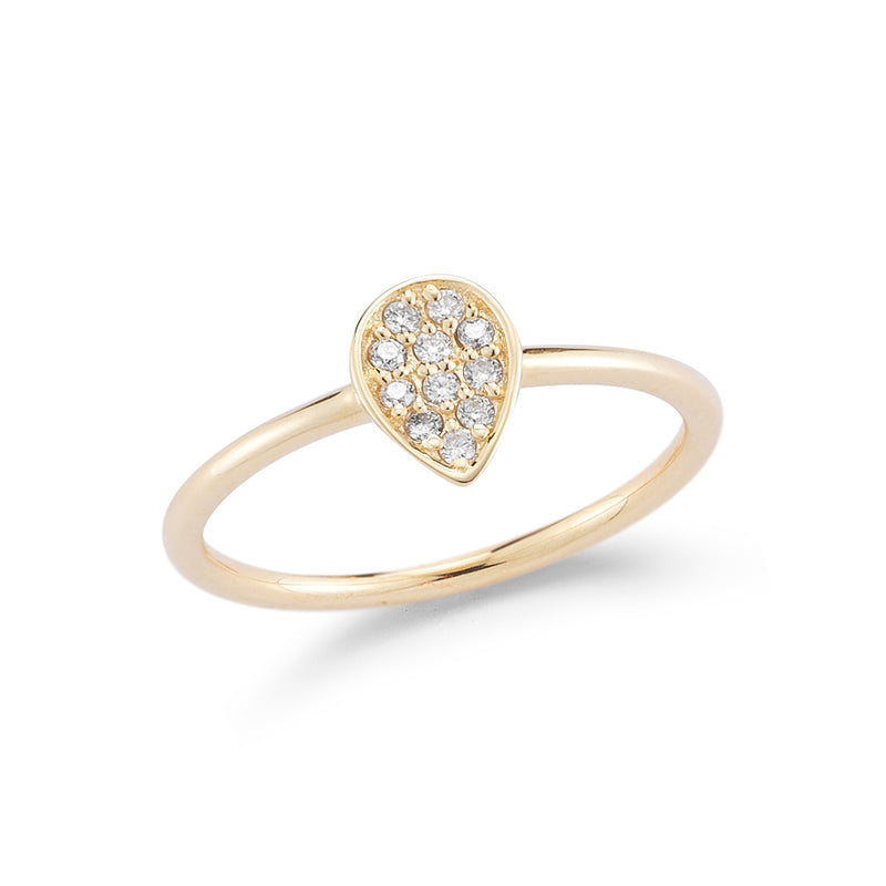 Barbela Diamond Poppy Ring