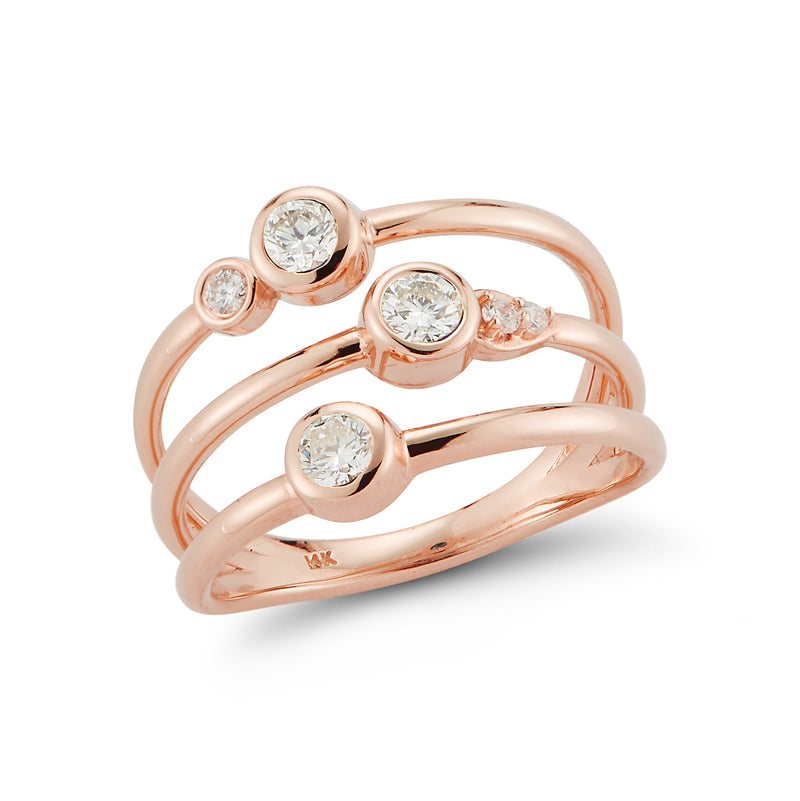 Barbela Diamond Portia Ring