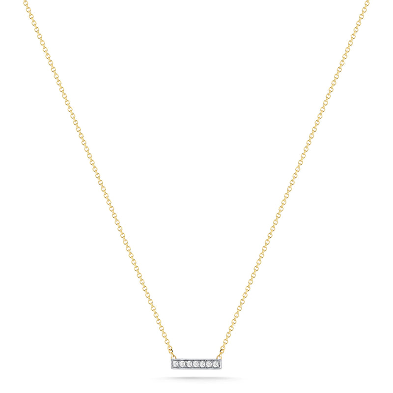 Dana Rebecca Designs Silvie Rose Bar Necklace