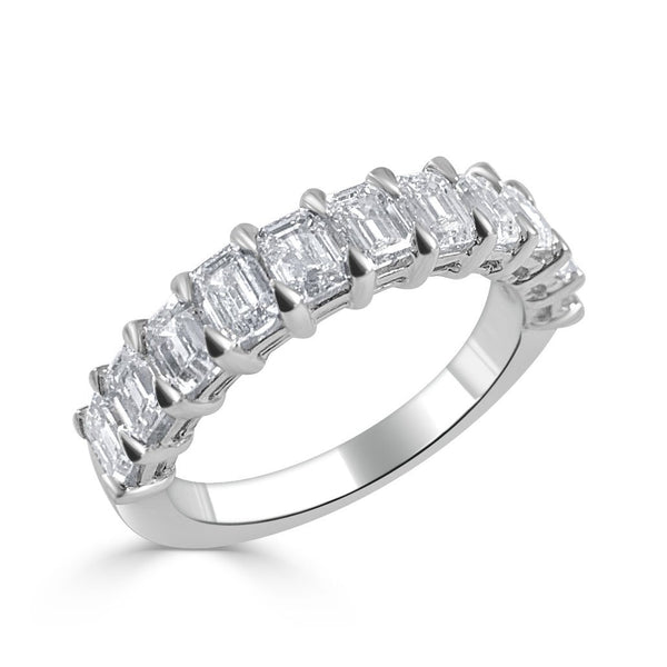 Sabrina Designs 14k White Gold 2.00 TDW Diamond Band