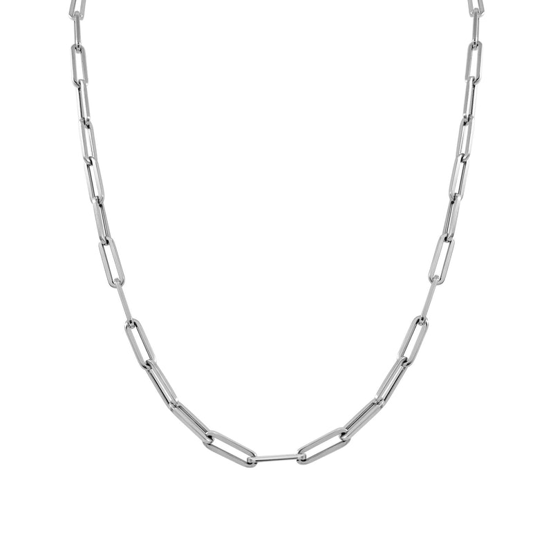 Paperclip Link Chain - Small