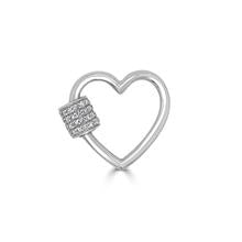Diamond and Gold Heart Enhancer