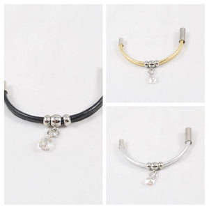 "Elitalia Bracelet Collection-""Rome""Centre Charm by Design Fixation"